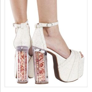 Charla Tedrick heels
